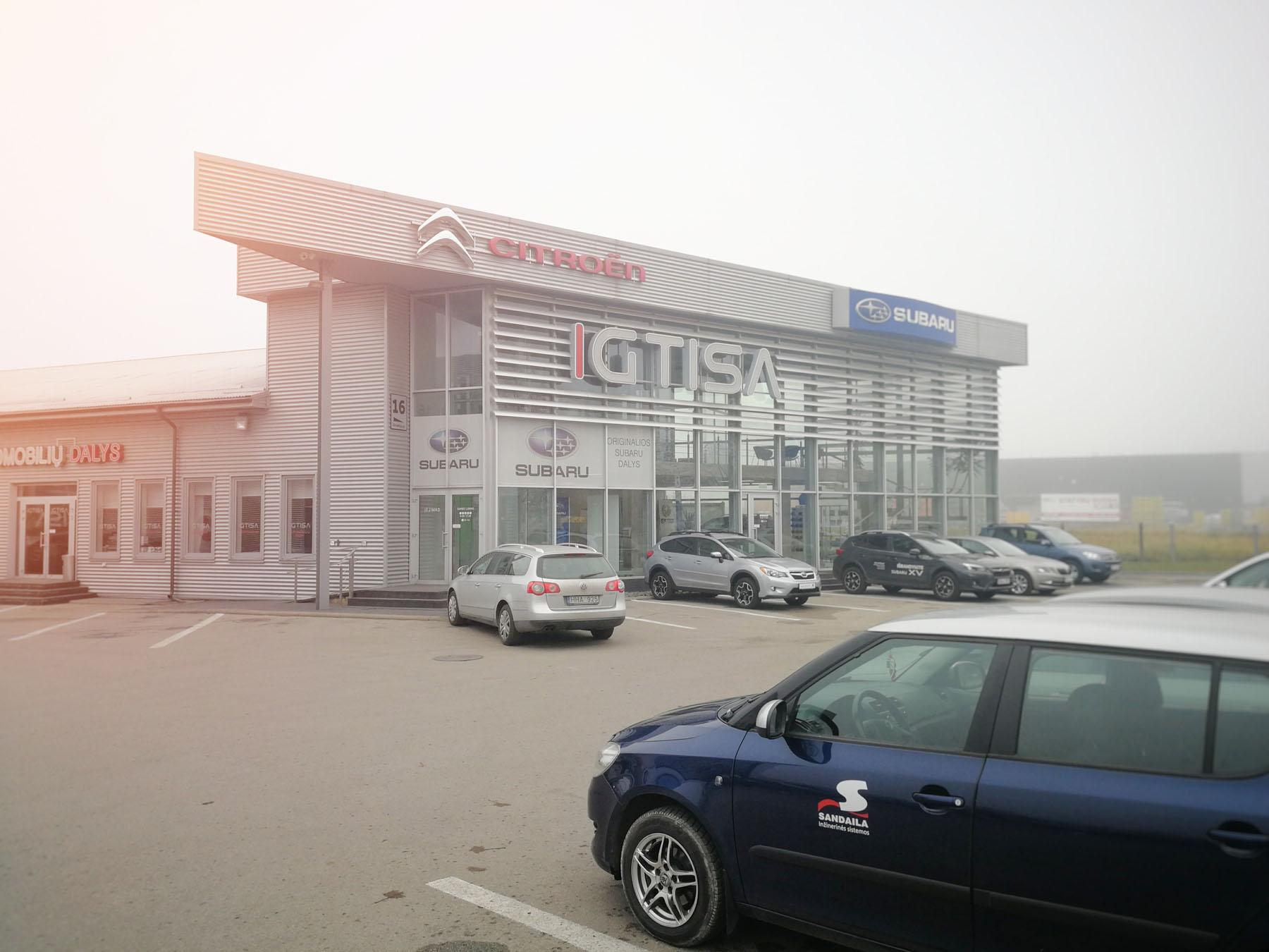 Automobilio prekyba, UAB. dailyservice.lt